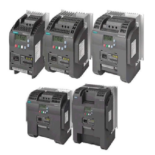 Siemens V20 Series Three Phase Drives