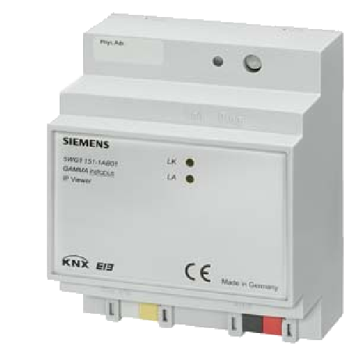 5WG1151-1AB01 Siemens KNX IP Viewer N 151