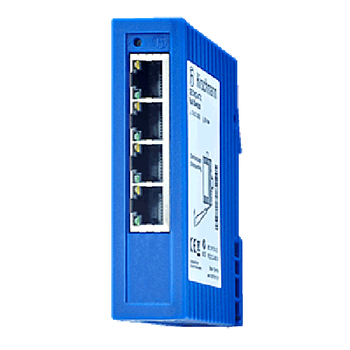 Lite Managed Industrial Switch
