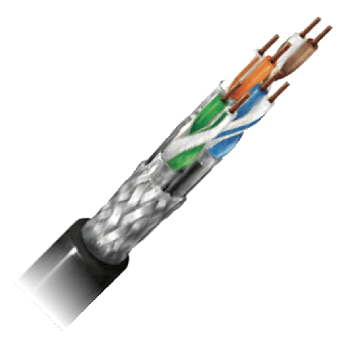 Cat 7 4 Per DataTuff® Industriall Ethernet Cables