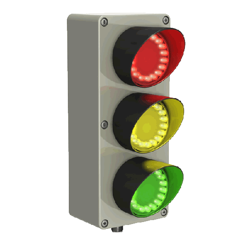 SP350 Series Signal Lamps(Traffic Light)