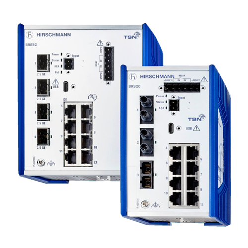Bobcat Series Managed PoE Switches
