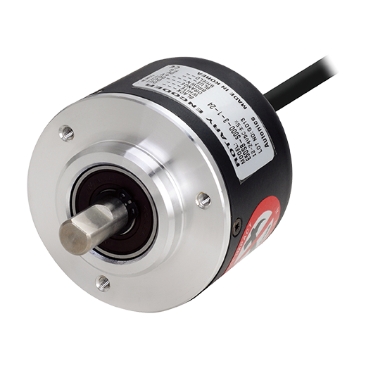 E50S Series-50 mm Incremental Rotary Encoders (Shaft Type)
