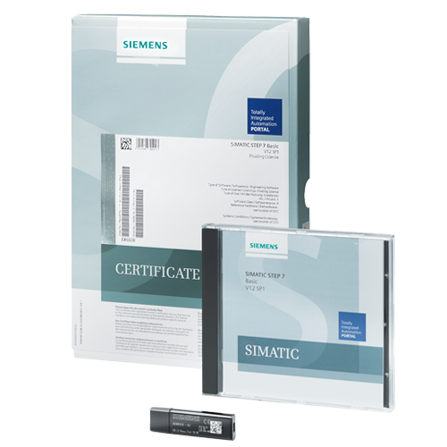 Siemens SIMATIC S7-1200 Softwares
